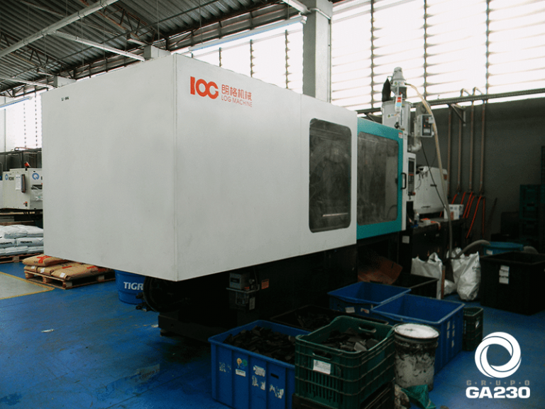 GA230 - LOG 1800